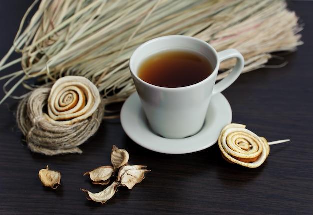 Tee stillleben