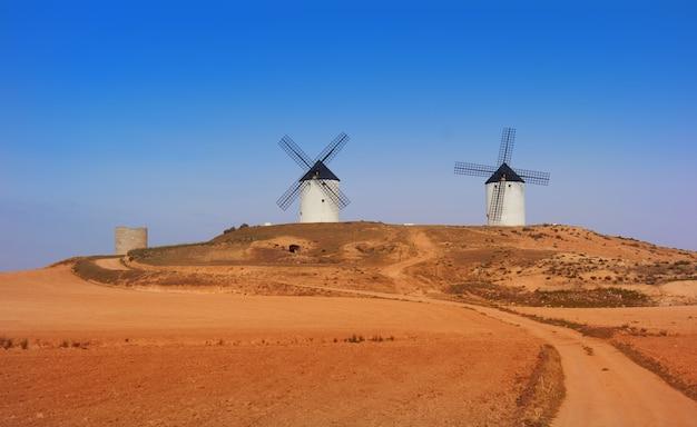 Tembleque windmühlen in toledo la mancha