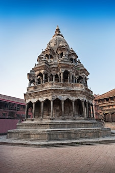 Tempel auf dem durbar-platz