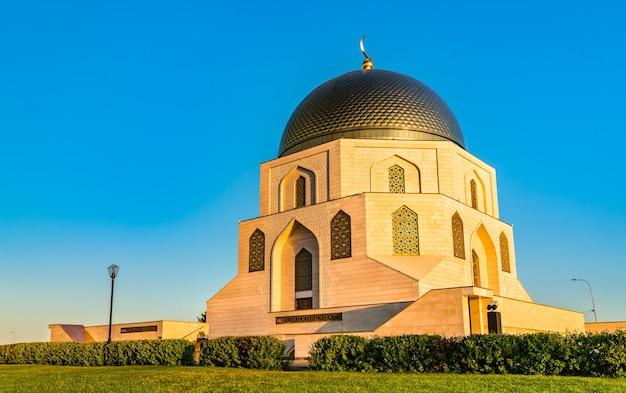 Tempel der wallburg bei bolgar. in tatarstan, russland