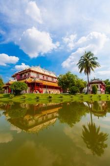Tempel im chinesischen stil