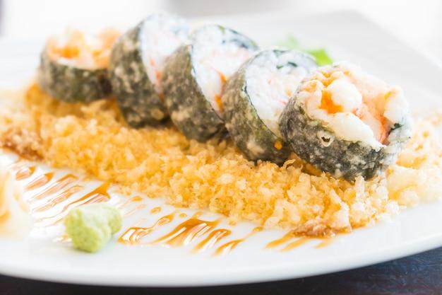 Tempura sushi-maki