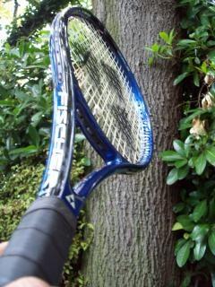 Tennis das spiel spielen, soziale