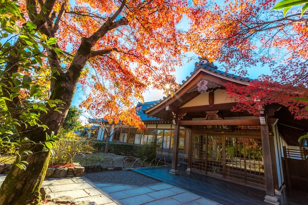 Tenryu-ji tempel arashiyama kyoto