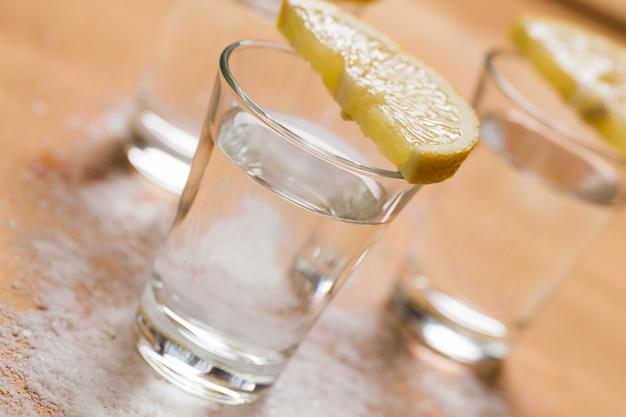 Tequila-aufnahmen