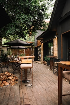 Terrassenrestaurant