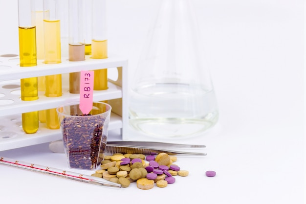 Testen von gvo-produkten