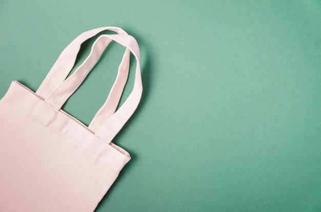 Textile umweltfreundliche einkaufstasche