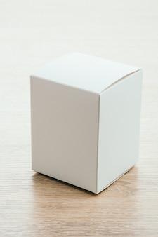 Textur altes paket tisch