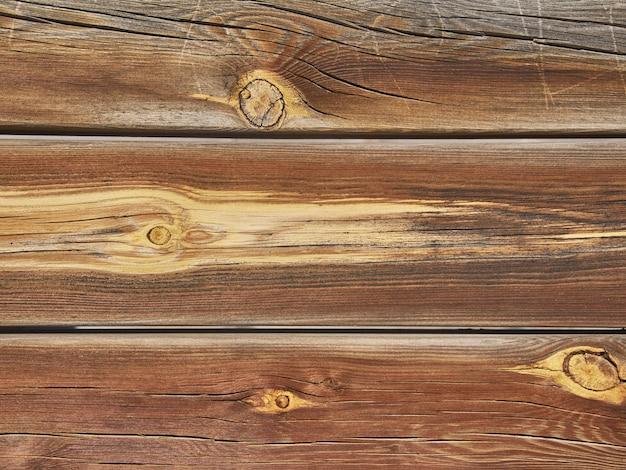 Textur auf holzbrettern im alter von wetter und wetterbedingungen