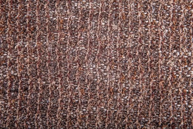 Textur aus melange-stoff mit lurex-faden