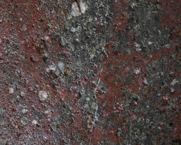 Textur aus naturstein mit granitadern, geologie.