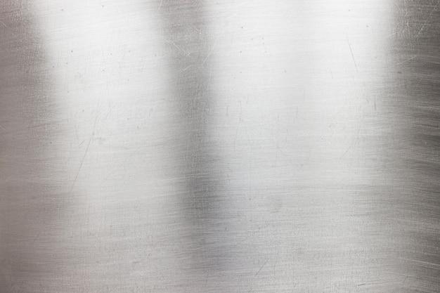 Textur aus weißblech als oberfläche