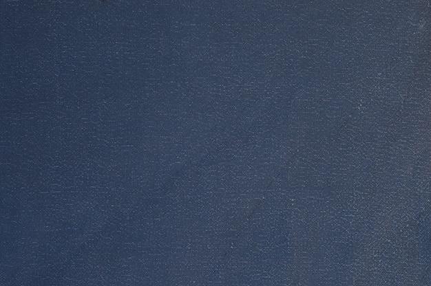 Textur der alten blauen plane