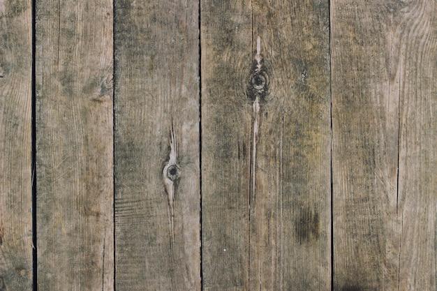 Textur der alten holzbretter schließen oben