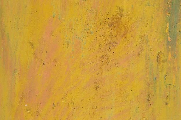 Textur der alten schmutzrostwand