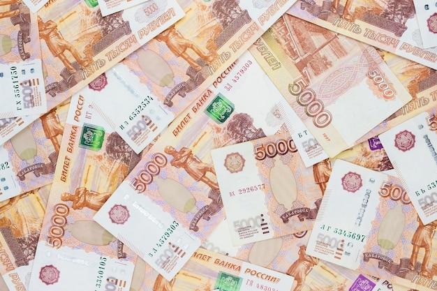 Textur der banknoten