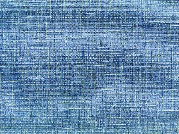 Textur der blauen tapete