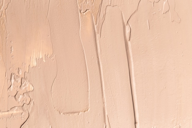 Textur der flüssigen grundierung
