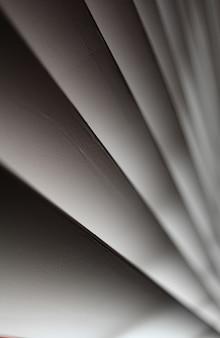 Textur der grauen linien