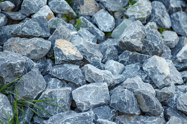 Textur der steinmauer. gesicht stein textur hintergrund