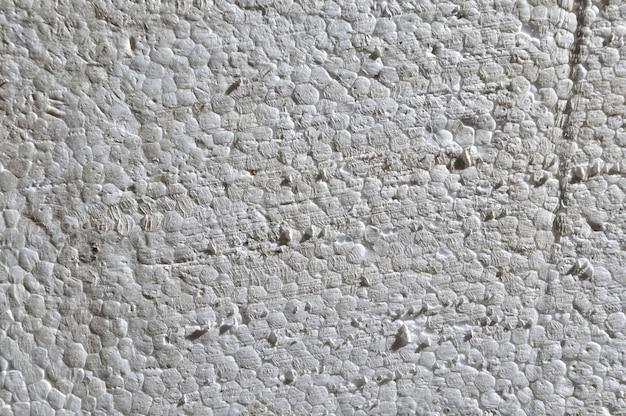Textur des alten schmutzigen schäbigen schaums.