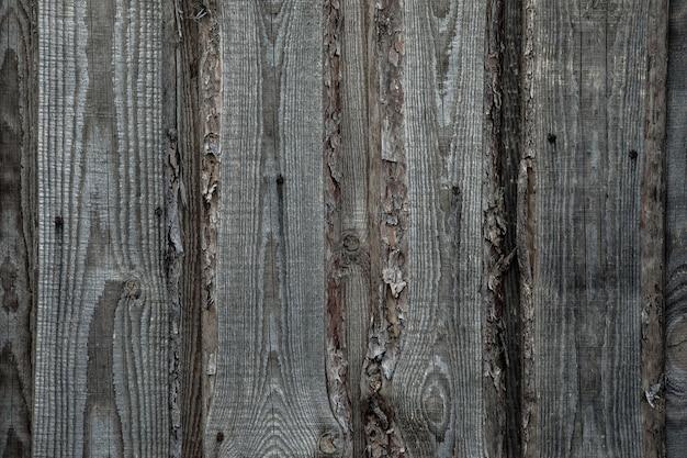 Textur des baumhintergrundes. natürliches altes holz mit einem riss. leer für design.