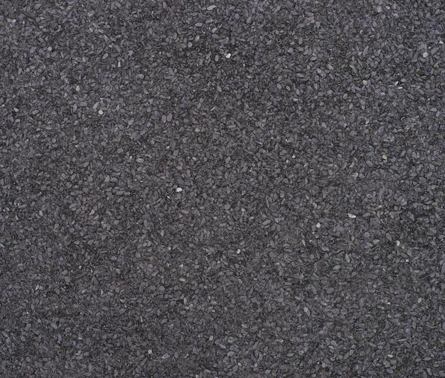 Textur des dachmaterials von dunkler farbe