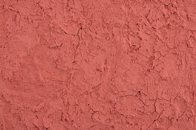 Textur des durch dürre ausgetrockneten landes. der boden knackt hintergrund.