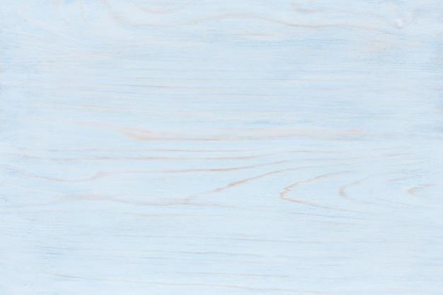 Textur des hellblauen holztischs