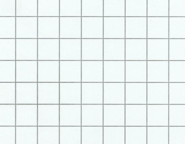 Textur des millimeterpapiers