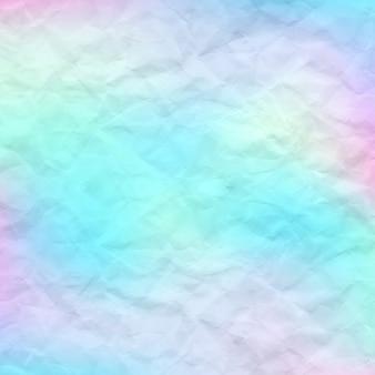 Textur des zerknitterten pastellpapiers für hintergrund