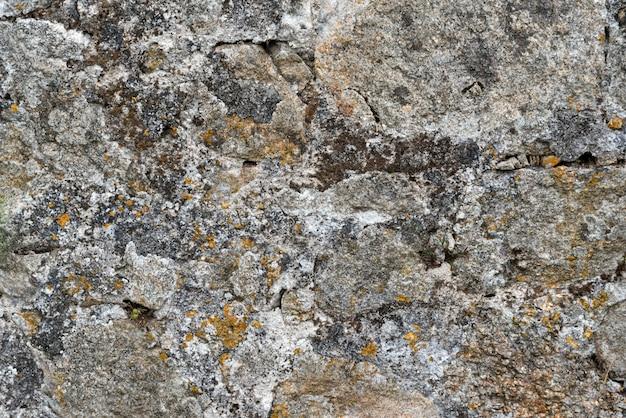 Textur einer alten steinmauer