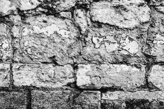 Textur einer betonwand mit rissen und kratzerhintergrund