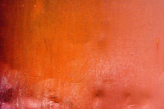 Textur einer metallwand mit rissen und kratzern