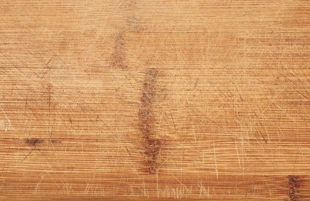 Textur eines alten braunen holzes, voller rahmen