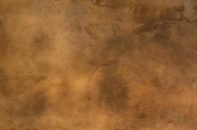 Textur eines orange braunen betons. tolle texturen für den hintergrund