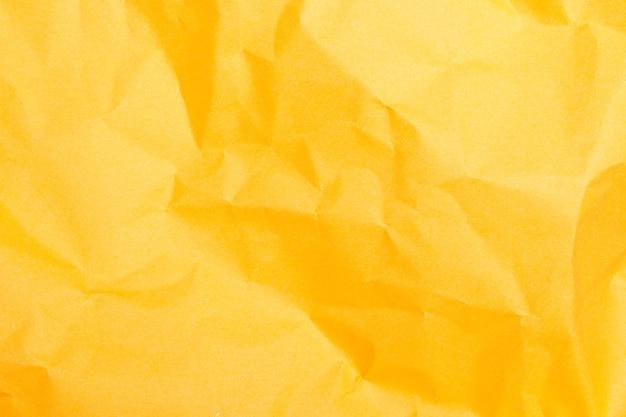 Textur oder hintergrund von detailliertem zerknittertem papier