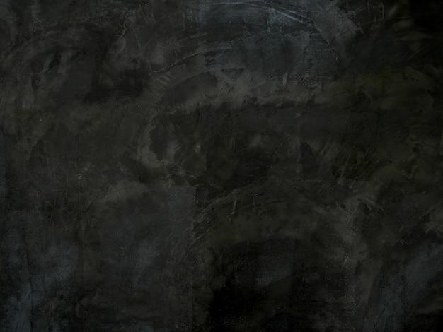 Textur schwarze betonwand für den hintergrund