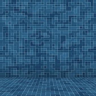 Textur schwimmbad mosaikfliese