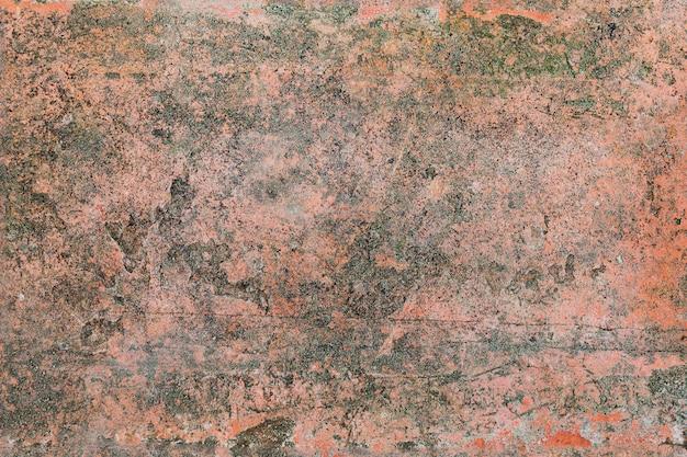 Textur und oberfläche von tonziegeln