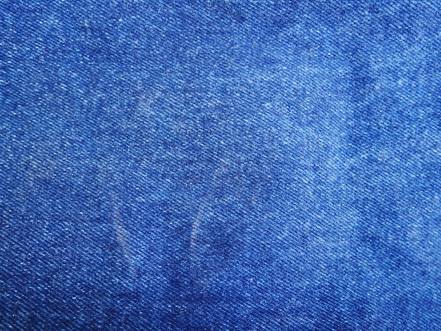 Textur von blue jeans denim