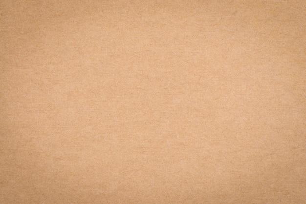 Textur von braunem papier