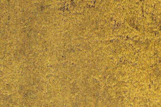 Textur von glossy gold retro tapisserie textilhintergrund