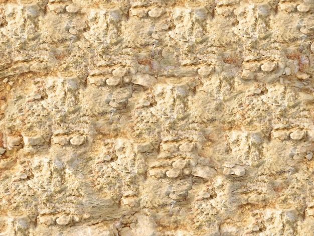 Textur von steinen