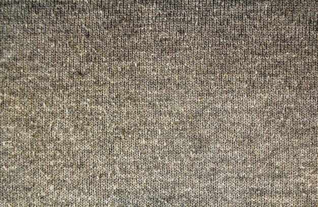 Texturdesign aus leinen aus natürlichem stoff. sackleinen strukturiert. brauner leinwandhintergrund. baumwolle.