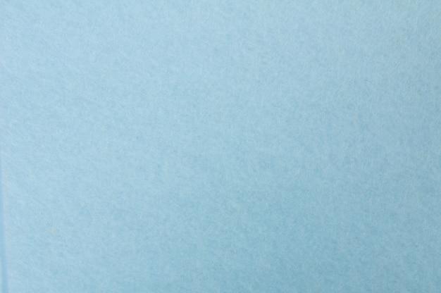 Texturhintergrund von blauem samt oder flanell