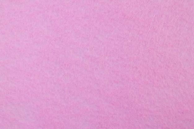 Texturhintergrund von violettem samt oder flanell