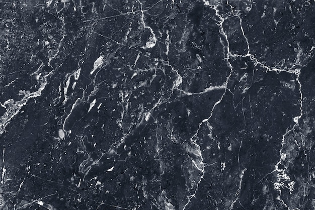 Texturierter hintergrund aus schwarzem marmor