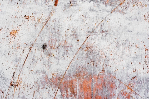 Texturwandbetonhintergrund. wandfragment mit kratzern und rissen